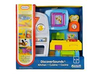 Little Tikes Discover Sound Kitchen