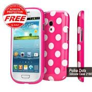 Samsung Galaxy Mini Polka Dot Case