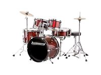 Ludwig children's drum kit