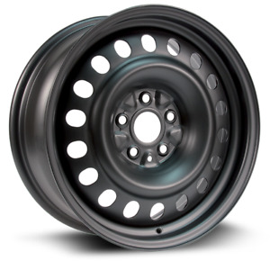 """17"""" Steel Rims for Sale (17x6.5 5-114.3 71.5 +40)"""