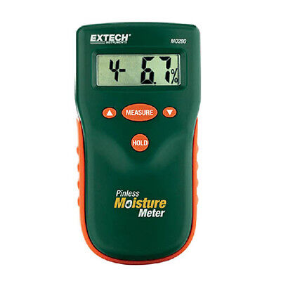 Extech Mo280 Pinless Moisture Meter Non-invasive Moisture Measurement