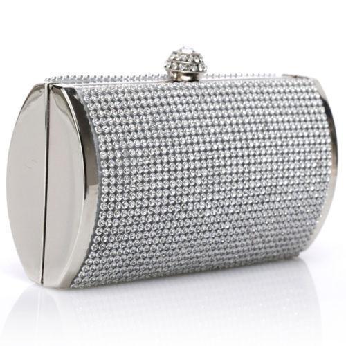 Evening Clutch Handbags U0026 Purses   EBay