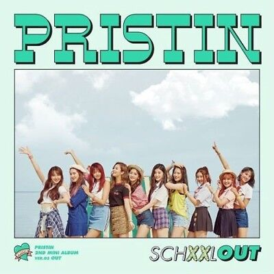 Pristin - Schxxl Out (Out Version) [New CD] Asia - Import