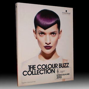HAIRDRESSER'S HAIR FASHIONS BUZZ COLLECTION CATALOGUE