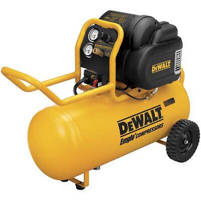 Dewalt 1.6 Hp 15 Gallon Oil-free Wheeled Air Compressor D55167r Recon