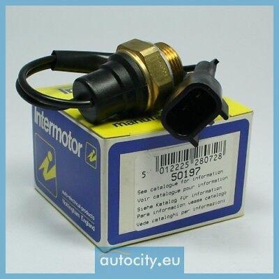 Intermotor 50197 Temperature Switch, radiator fan