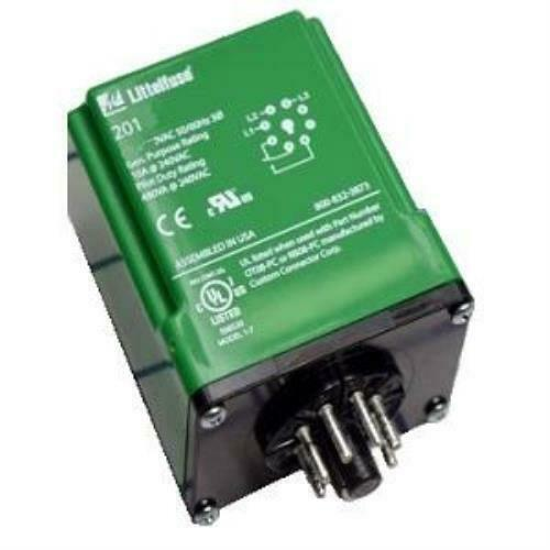 Littelfuse (SymCom) Voltage Monitor 201A