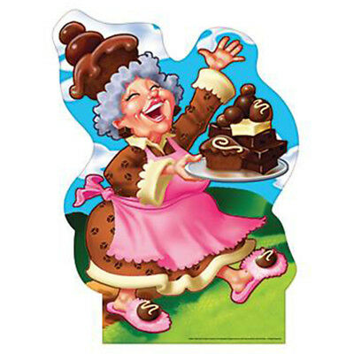 GRANDMA GOOEY Candy Land CARDBOARD CUTOUT Standee Standup Poster FREE SHIPPING