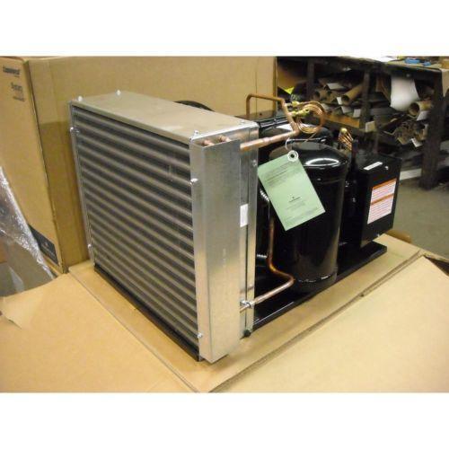 Refrigeration condensing unit ebay for Walk in freezer motor