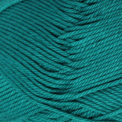 Single 50g Balls - Patons Cotton Blend - Persian Green #30 - $4.50 A Bargain