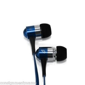 Aqua-Ear-Buds-Waterproof-Sweatproof-In-Ear-Headphones-IPX8-Black-Red-or-Blue-New