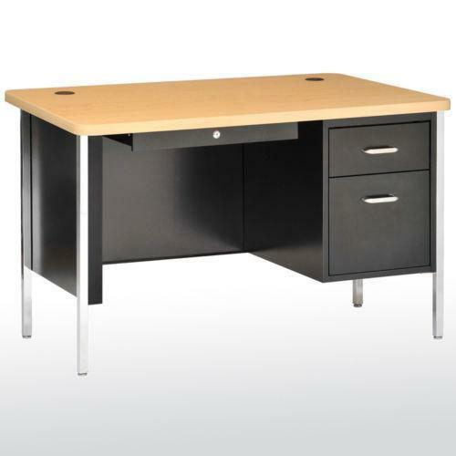 Pedestal Desk Ebay