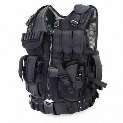 Einsatzweste Taktische Weste Kampfmittelweste Modular Tactical Combat Vest