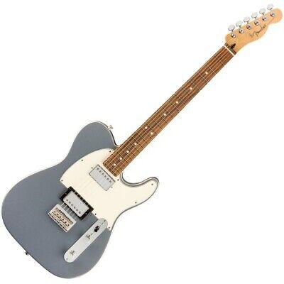 Fender Player Tele HH PF SILVER E-Gitarre   Neu