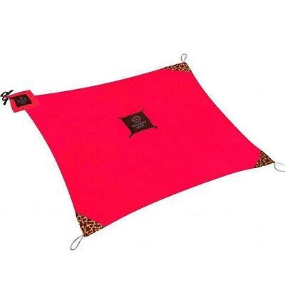 Customer Returns   Monkey Mat Portable Multi Purpose Mat Red Coral Crush