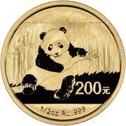1 oz Gold Panda