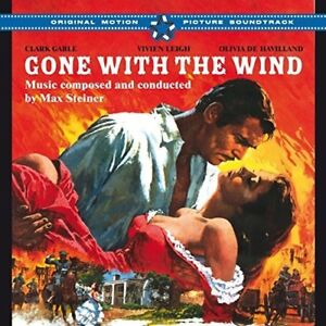 Max Steiner - Gone With The Wind (Original Soundtrack) [New CD] Rmst, With Book,