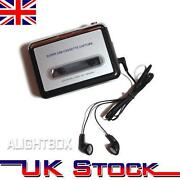 Cassette to CD Converter