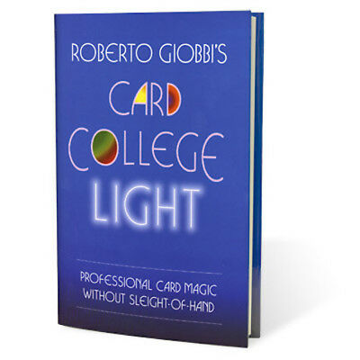 Card College Light by Roberto Giobbi from Murphy's Magic