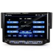 Single DIN DVD Car Stereo