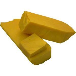 Vinamold Yellow Hot Pour Reusable Mould Making Rubber 1Kg