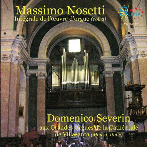 Nosetti / Domenico S - Complete Organ Works 2 [New CD]