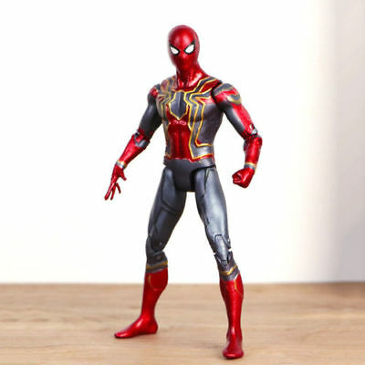 Usa Marvel Avengers Infinity War Iron Spiderman Spider Man Action Figure Toy