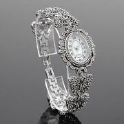 Vintage Ladies Silver Watch