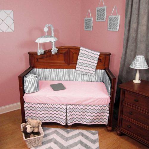 Zig Zag Crib Bedding Ebay