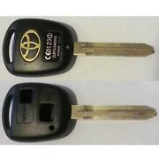 Toyota Key Shell