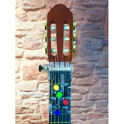 CLASSICAL CHORD BUDDY Guitar Learning System Teaching Aid CHORDBUDDY UNIT ONLY