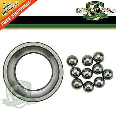E1adkn3556 New Ford Tractor Steering Shaft Bearing And Race 4000 5000 4600 5600
