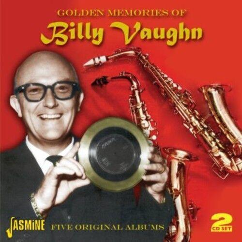 Billy Vaughn - Golden Memories [New CD]