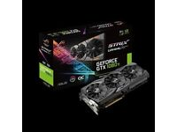 Asus 1080 Ti Strix Overclock edtion graphics card - Proof of purchase & warranty