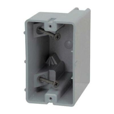 Madison Electric Products Msb1g One Gang Device Box With Depth Adjustable...