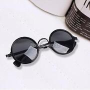 Round Lens Sunglasses