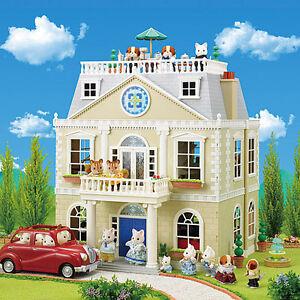 Sylvanian FAMILIES Grand Hotel poupées maison 4700