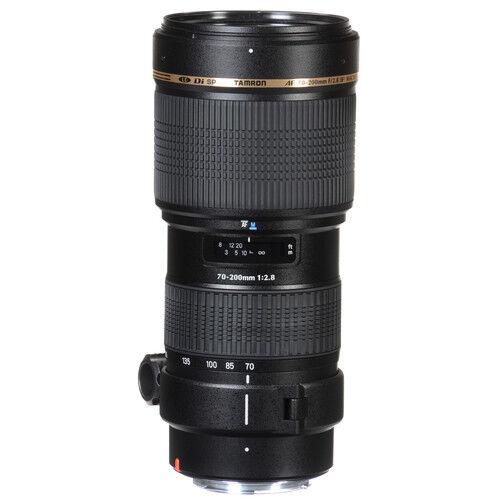 New TAMRON 70200mm f28 Di LD IF Macro AF Lens Model A001