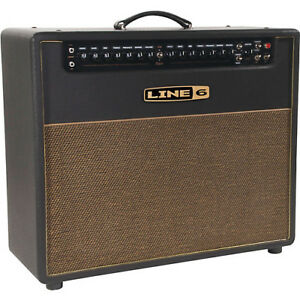Line 6 DT 50 212 All Tube Modelling Amp. New/Mint