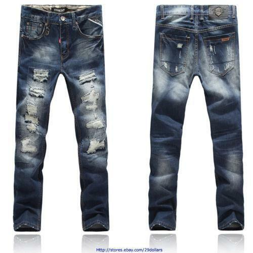 Shop the Latest Collection of Ripped Jeans for Men Online at seebot.ga FREE SHIPPING AVAILABLE! Macy's Presents: The Edit- A curated mix of fashion and inspiration Check It Out. American Rag Men's Vintage Wash Distressed Jeans, Created for Macy's.