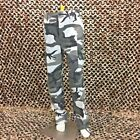 Adult White Paintball Pants & Shorts