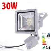 LED Fluter 30W Bewegungsmelder