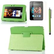 Kindle Fire Case Green