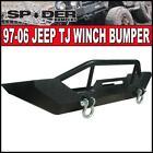 Jeep Wrangler Winch Bumper