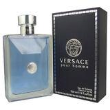Versace Pour Homme Men 6.7 6.8 OZ 200 ML Eau De Toilette Spray Nib Sealed