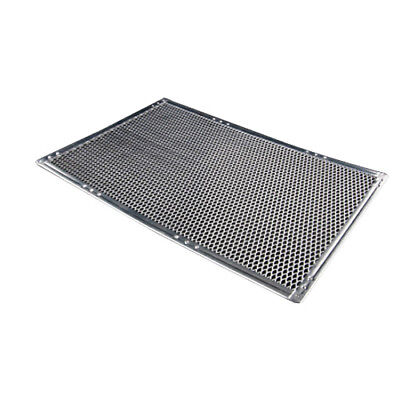 "American Metalcraft 18731 Rectangular Aluminum Pizza Baking Screen, 11"" x 16"""