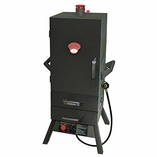 Landmann Vertical Gas Smoker Black 3495GLA