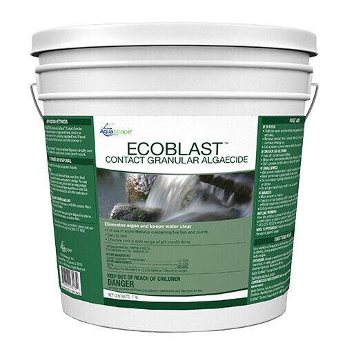 Aquascape Ecoblast Contact Granular Algaecide 7 lbs, 29313