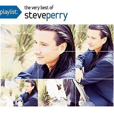 Steve Perry: Playlist: The Very Best Of Steve Perry (CD, (The Best Of Steve Perry)