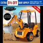 12V Tractor Ride - On Toys